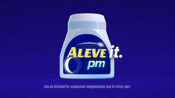 Aleve PM TV Spot, 'Magic Mornings Happen' - Thumbnail 2