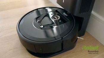 iRobot Roomba i7+ TV Spot, 'Up for the Challenge: AllergenLock Bags'