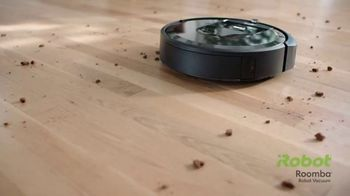 iRobot Roomba i7+ TV Spot, 'Up for the Challenge: AllergenLock Bags' - Thumbnail 6