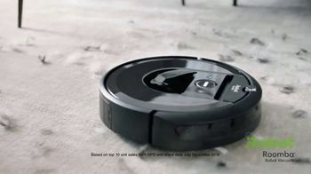 iRobot Roomba i7+ TV Spot, 'Up for the Challenge: AllergenLock Bags' - Thumbnail 7
