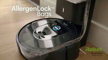 iRobot Roomba i7+ TV Spot, 'Up for the Challenge: AllergenLock Bags' - Thumbnail 9