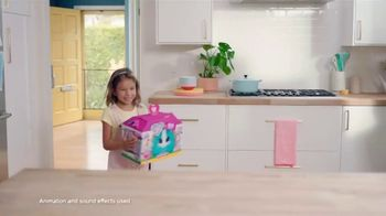 Scruff-a-Luvs Real Rescue Electronic Pet TV Spot, 'Reactions and Sounds' - Thumbnail 1