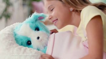 Scruff-a-Luvs Real Rescue Electronic Pet TV Spot, 'Reactions and Sounds' - Thumbnail 10