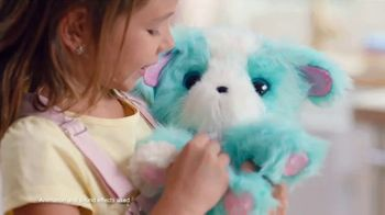 Scruff-a-Luvs Real Rescue Electronic Pet TV Spot, 'Reactions and Sounds' - Thumbnail 7