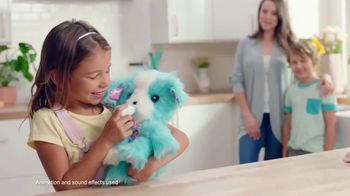 Scruff-a-Luvs Real Rescue Electronic Pet TV Spot, 'Reactions and Sounds' - Thumbnail 8