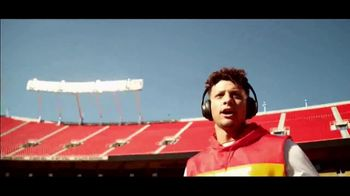 Bose TV Spot, 'Headphones On, Head Up.' Featuring Patrick Mahomes, Song by Oh the Larceny - Thumbnail 5