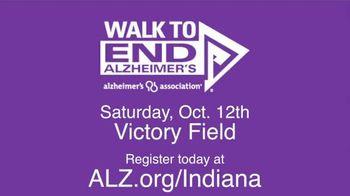 Alzheimer's Association of Indiana TV Spot, 'FOX 59: Walk to End Alzheimer's at Victory Field' - Thumbnail 10