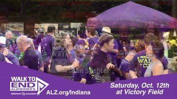 Alzheimer's Association of Indiana TV Spot, 'FOX 59: Walk to End Alzheimer's at Victory Field' - Thumbnail 5