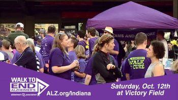 Alzheimer's Association of Indiana TV Spot, 'FOX 59: Walk to End Alzheimer's at Victory Field' - Thumbnail 6