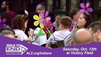 Alzheimer's Association of Indiana TV Spot, 'FOX 59: Walk to End Alzheimer's at Victory Field' - Thumbnail 7