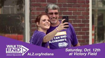 Alzheimer's Association of Indiana TV Spot, 'FOX 59: Walk to End Alzheimer's at Victory Field' - Thumbnail 9