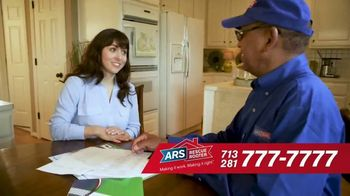 ARS Rescue Rooter TV Spot, 'No One Covers Houston Like ARS'