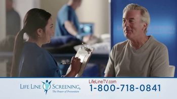 Life Line Screening TV Spot, 'Tours of Duty' - Thumbnail 3