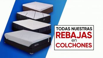 Rooms to Go Venta de Colchones de Columbus Day TV Spot, 'Una cama más grande' [Spanish] - Thumbnail 9