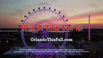 Visit Orlando TV Spot, 'This Fall' - Thumbnail 8