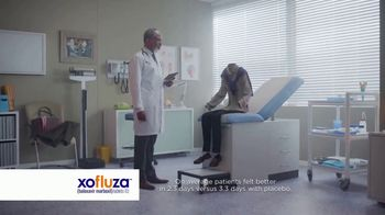 Xofluza TV Spot, 'The Flu Sucks Everything Out of You'