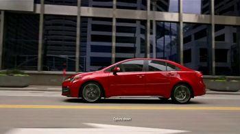 Toyota Corolla TV Spot, 'Fun to Drive' [T2] - Thumbnail 1
