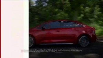 Toyota Corolla TV Spot, 'Fun to Drive' [T2] - Thumbnail 5