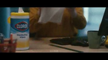 Clorox TV Spot, 'Fight Back: Office Desk' - Thumbnail 7