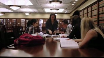 Ohio Northern University TV Spot, 'The Unexpected' Song By Toplady