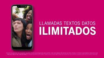 T-Mobile Unlimited TV Spot, 'Señal: $30 dólares por línea' [Spanish] - Thumbnail 2