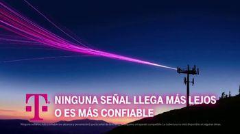 T-Mobile Unlimited TV Spot, 'Señal: $30 dólares por línea' [Spanish] - Thumbnail 5