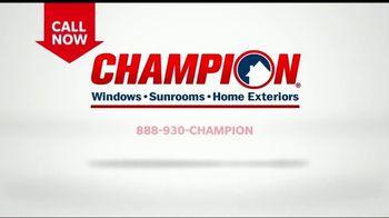Champion Windows TV Spot, 'Transform Your Home: Siding' - Thumbnail 6