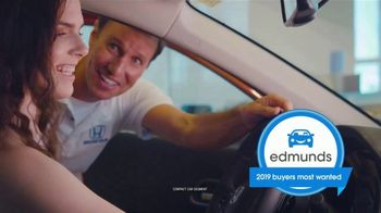Honda Model Year End Sale TV Spot, 'Most Wanted Car: Civic' [T2] - Thumbnail 5