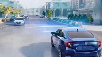 Honda Model Year End Sale TV Spot, 'Most Wanted Car: Civic' [T2] - Thumbnail 7