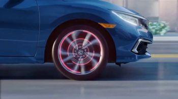 Honda Model Year End Sale TV Spot, 'Most Wanted Car: Civic' [T2] - Thumbnail 8