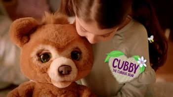 FurReal Friends Cubby the Curious Bear TV Spot, 'Take Care' - Thumbnail 1