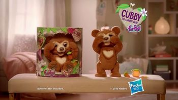 FurReal Friends Cubby the Curious Bear TV Spot, 'Take Care' - Thumbnail 10