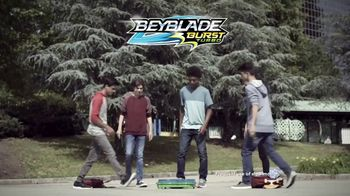 Beyblade Burst Turbo Slingshock Cross Collision Battle Set TV Spot, 'Let It Rip' - Thumbnail 1