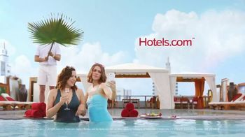 Hotels.com TV Spot, 'Another Vacation' - Thumbnail 9
