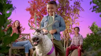 Disney Frozen II Playdate Sven TV Spot, 'Give Me a Snack'