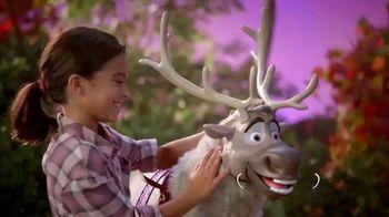 Disney Frozen II Playdate Sven TV Spot, 'Give Me a Snack' - Thumbnail 4