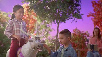 Disney Frozen II Playdate Sven TV Spot, 'Give Me a Snack' - Thumbnail 5
