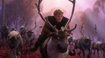 Disney Frozen II Playdate Sven TV Spot, 'Give Me a Snack' - Thumbnail 8
