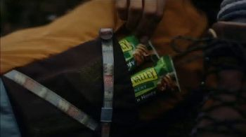 Nature Valley Crunchy Granola Bars TV Spot, 'Keeps You Out There' Song by Dalton Day - Thumbnail 2