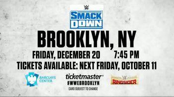 WWE Friday Night SmackDown TV Spot, '2019 Brooklyn: Barclays Center' - Thumbnail 10
