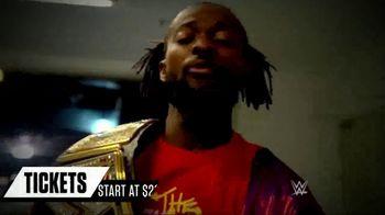 WWE Friday Night SmackDown TV Spot, '2019 Brooklyn: Barclays Center' - Thumbnail 5