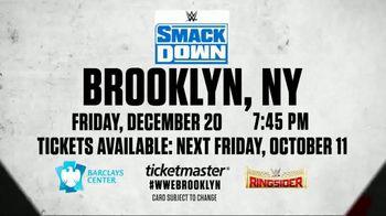 WWE Friday Night SmackDown TV Spot, '2019 Brooklyn: Barclays Center' - Thumbnail 9