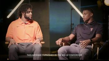 Big 12 Conference TV Spot, 'Champions for Life: Adrian Frye' - Thumbnail 6