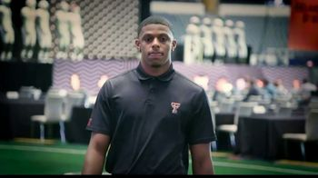 Big 12 Conference TV Spot, 'Champions for Life: Adrian Frye' - Thumbnail 7