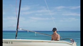Hurley Phantom Board Shorts TV Spot, 'Sets Sail With Phantom' Featuring John John Florence