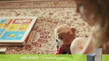 Carrier Corporation TV Spot, 'Meaning of Comfort: Rebates' - Thumbnail 3