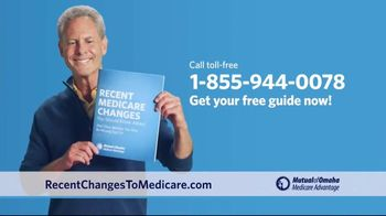 Mutual of Omaha Medicare Advantage TV Spot, 'Recent Changes' Song by GG Riggs