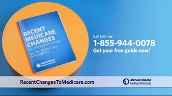 Mutual of Omaha Medicare Advantage TV Spot, 'Recent Changes' Song by GG Riggs - Thumbnail 7