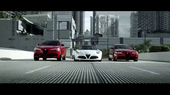 Alfa Romeo TV Spot, 'Revel in Speed: I Am' [T1] - Thumbnail 7