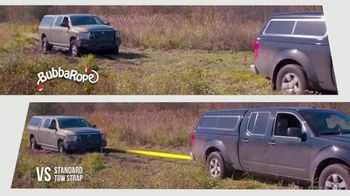 Bubba Rope Power Stretch TV Spot, 'Stuck Truck' - Thumbnail 3